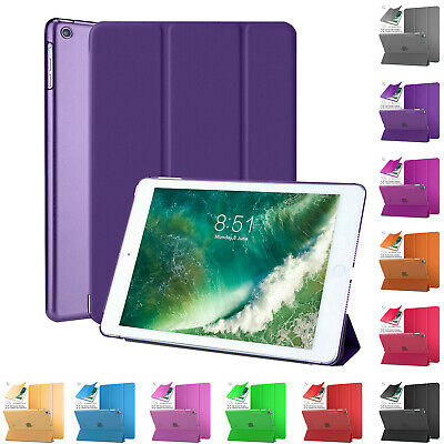 "Folding Folio Case for Apple iPad 9.7"" 5th/6th Gen Smart Cover Auto Wake/Sleep"