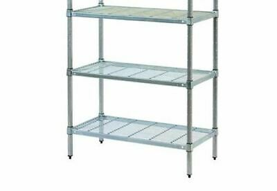 Coolroom Shelving Stainless Steel Wire Shelves 1200H x 450W