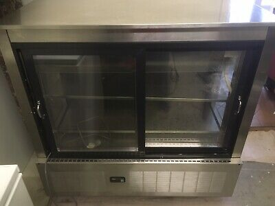 Commercial Display Refrigerator Orford Brand Cafe Fridge