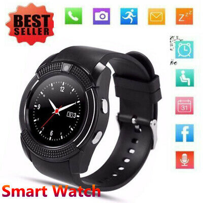 Smart Sport Watch Bluetooth SIM Camera&GPS Tracker iOS Android for Kids Gifts