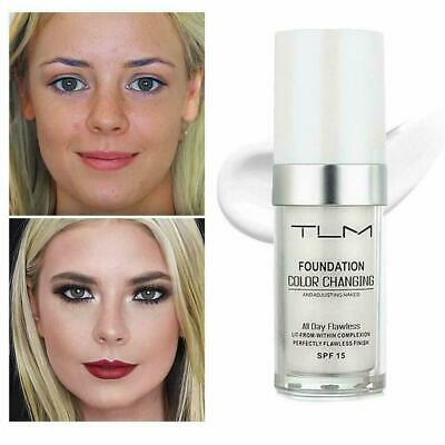 Magic Flawless Color Changing Foundation TLM Makeup Change To Your Skin Tone HII