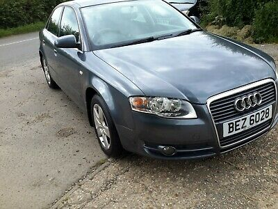 AUDI A4 SE 2.0TDi,,2005,ONE FORMER OWNER,MOT FEBRUARY 2020,STARTS & DRIVES WELL