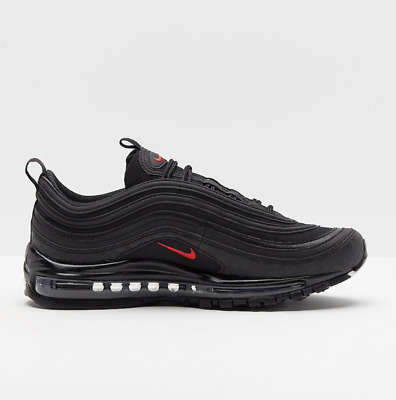 NIKE AIR MAX 97 OG Nere Baffo Rosso EUR 69,90 | PicClick IT