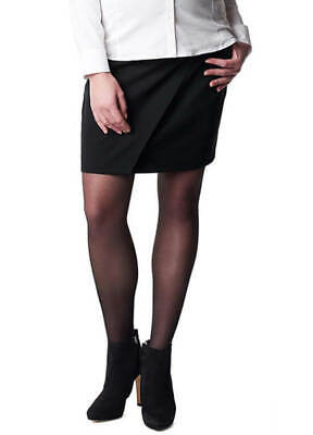 NEW - Noppies - Halo Woven Faux Wrap Maternity Skirt - Pregnancy Clothes