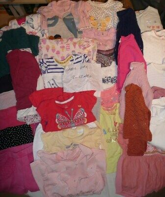 pick /& choose your items for bundle joblot 0.99ea Baby girl clothes 6-9 months