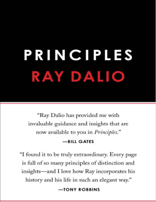 Principles: Life and Work by RAY DALIO 🔥P.D.F⚡FAST DELIVERY