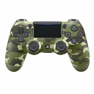 Sony Dualshock 4 V2 Green Camo Controller PS4 - BRAND NEW SEALED - UK FREE P&P