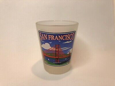 Collectable Shot Glasses SAN FRANCISCO CA