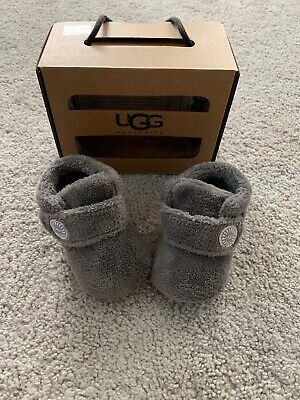 6aab3a820b3 UGGS BIXBEE BABY Infant Booties size 2/3 S 6-12 Months Crib Shoes ...