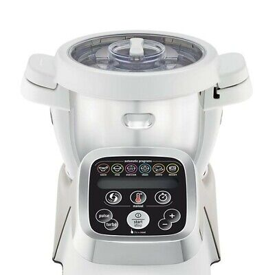 Tefal Cuisine Companion, cooking food Processor FE800, used only twice!