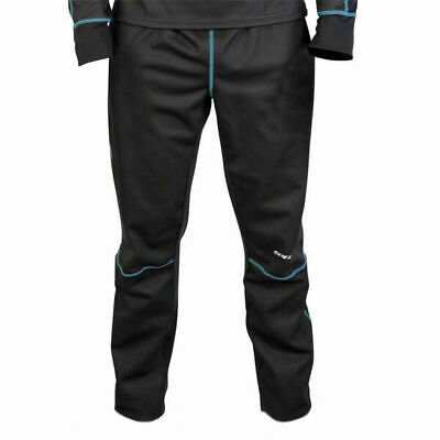 Spada Chill Factor 2 Motorcycle Ladies Thermal Fleece Lined Leggings Base Layer