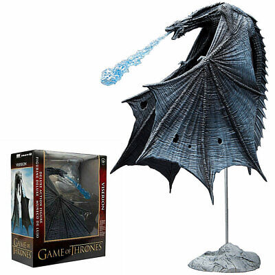 GAME OF THRONES action figure deluxe VISERION il drago di ghiaccio by McFarlane