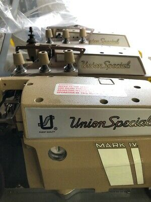 Union Special 39500 Overlock Sewing Machines FREE SHIPPING