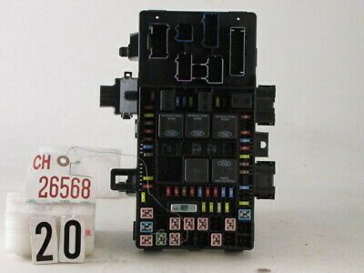2004 ford f-150 f150 fusebox electronic relay module fuse box 4l3t-14a067-