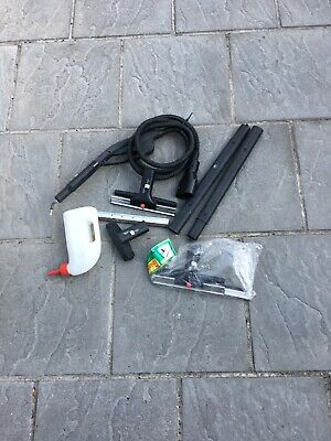 Polti Vaporetto 2400 steam cleaner hose, trigger and extension tubes And More