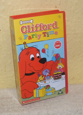 Clifford The Big Red Dog World Book Day CMA117 Kids /& Adults White Tee
