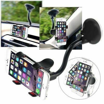 Universal 360° in Car Windscreen Dashboard Holder Mount For GPS Mobile Phone UK#