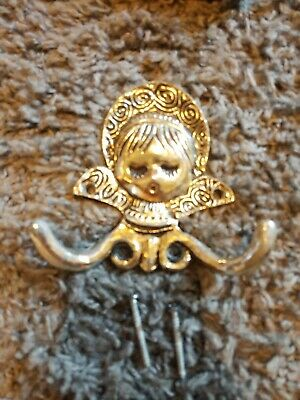 Angel Hook Creepy Cute Vintage 1968 American Tack & HDWE Unique Home Decor