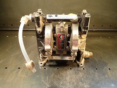 Graco Husky 307 Air Operated Diaphragm Pump: Used In Good Condition