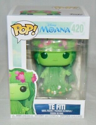 New Funko Pop Disney's Moana Te Fiti #420 Vinyl Figure