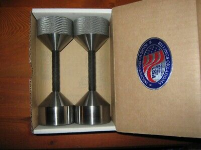 """LARGE WELDERS & FITTERS TWO HOLE FLANGE PINS (2&1/4"""" dia.)"""