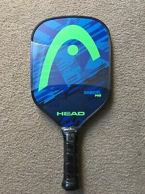 Head Radical Pro Graphite Face Ultimate Power Pickleball Paddle Brand New