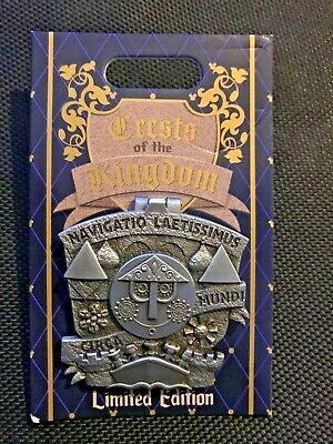 Disneyland Crests Of The Kingdom: Its A Small World LE Pin
