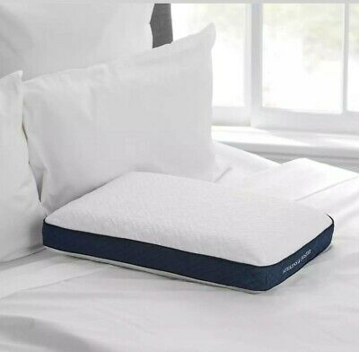Stearns & Foster Jumbo Memory Foam Pillow with Cool Touch Cover
