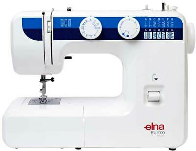CLEARANCE: Brand New Elna EL 2000 Sewing Machine - 3 Shipping Choices - EL2000