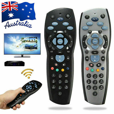 Hot Aussie Foxtel Replacement Remote Control For Foxtel Mystar HD PayTV IQ2 IQ3