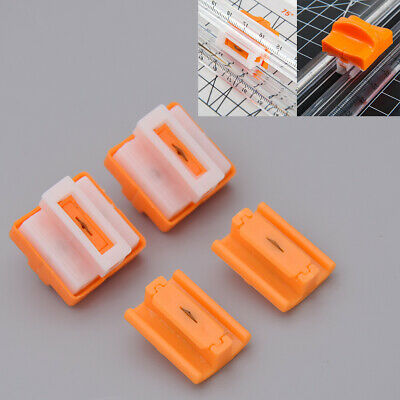 Triple Track Replacement Blades for Paper Cutting Guillotine Card Trimmer