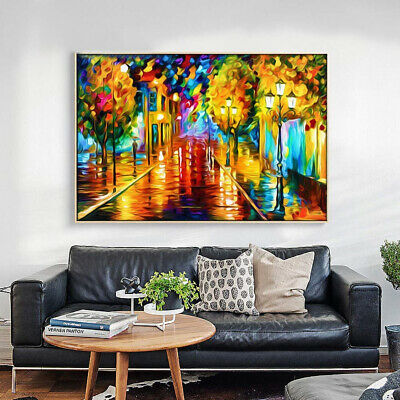 (Painted Tree) - Large Size Diamond Art,DBG Diamond Painting Full Kits Crystal