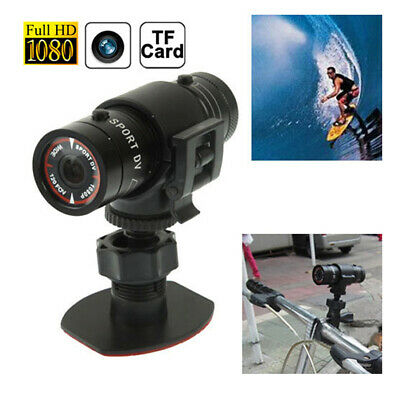 Waterproof Motor Bike Motorcycle Action Helmet Sports Camera Cam HD 1080P 2019