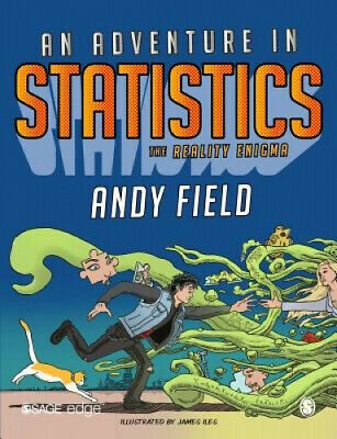 An Adventure in Statistics: The Reality Enigma by Andy Field.