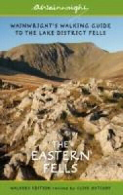 The Eastern Fells: Wainwright's Walking Guide to the Lake District Fells Book