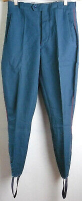 Parade Vintage Galliffet  Soviet Army Officer Uniform Pants Galife Trousers USSR