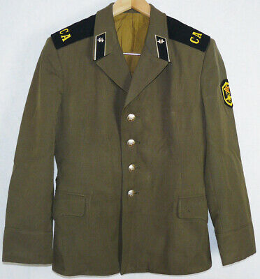 Soviet Russian Army Military Soldier Daily Uniform Jacket Tunic USSR