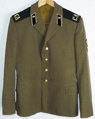 Soviet Russian Army Military Soldier Daily Uniform Military Jacket Tunic USSR