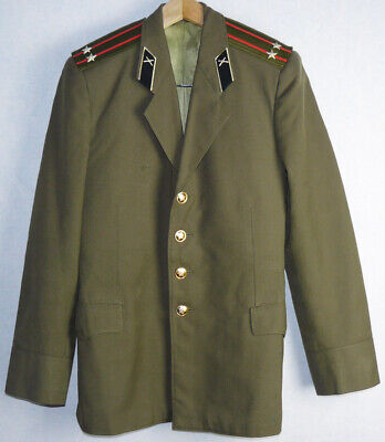Soviet Russian Army Military Officer Colonel Daily Uniform Jacket Tunic USSR