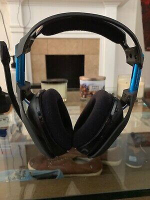 Astro Gaming A50 Wireless Headset ONLY for PlayStation 4 - Black/Blue