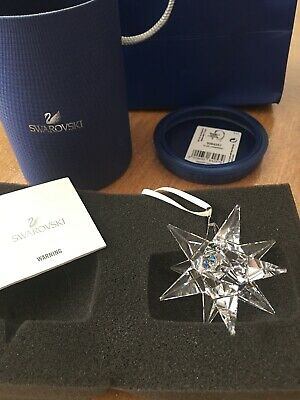Swarovski Star Ornament Hanging 5064257