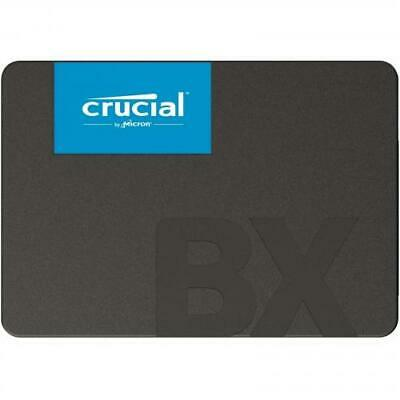 Crucial BX500 120GB 2.5 inch SSD SATA 6.0GB/s , up to 540MB/s Read, 500MB/s Writ