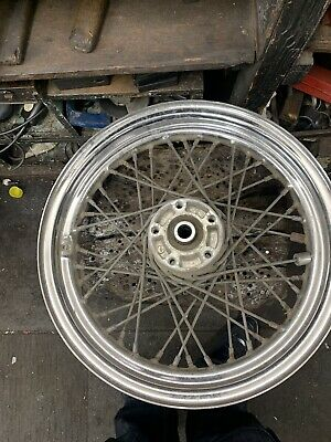 Used Harley Davidson Wheels >> Harley Davidson Wheels 120 00 Picclick Uk