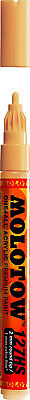 (Paint Marker - 2mm, Sahara Beige Pastel) - Molotow One4All Acrylic Paint
