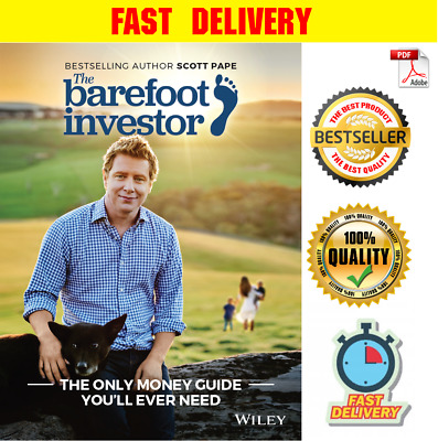 The Barefoot Investor-The Only Money Guide You'll Ever Need🔥Instant Delivery🔥