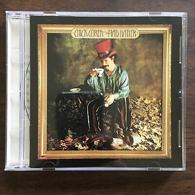 Chick Corea - The Mad Hatter (1978) (CD, Mar-1993, Verve)