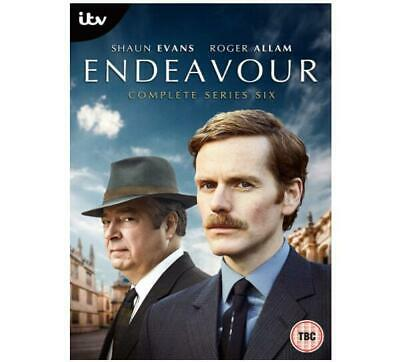 Endeavour - Series 6 DVD - Region 2 UK - Fast and Free Delivery