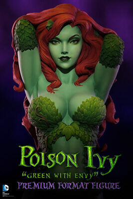 Sideshow Poison Ivy - Green with Envy Premium Format 1/4 scale statue #1588