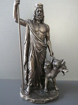 Hades / Pluto Mythological God of Underworld /Sculpture 32cm / 12.59in)