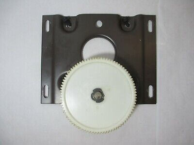 Whirlpool TU8100XTP2 Trash Compactor Drive White Gear and Steel Plate 4149668